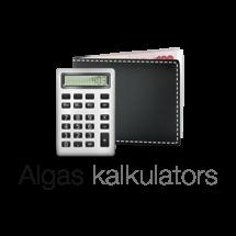 algas kalkulators