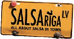 SalsaRiga.lv - it's all about salsa