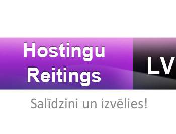 Hostingu Reitings