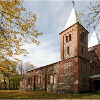Atašienes Sāpju Dievmātes katoļu baznīca