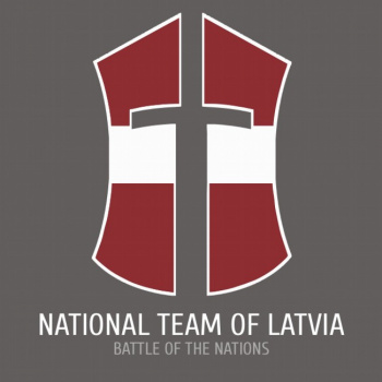 Battle of the Nations - Team Latvia