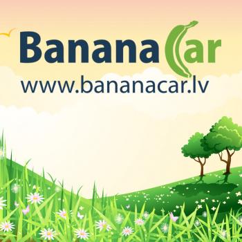 BananaCar.LV - atrodi autovadītāju vai līdzbraucēju