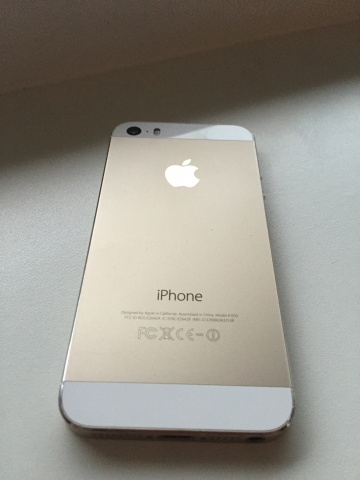 Pārdod, iPhone, 5s 64gb gold