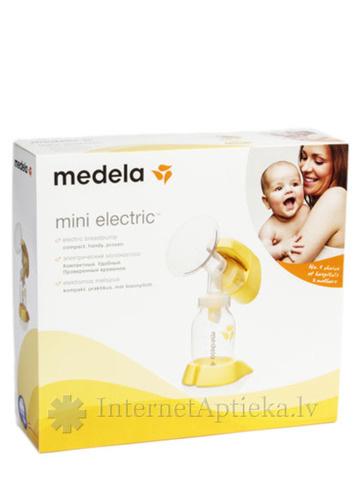 Elektriskais piena sūknis