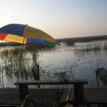 Atpūtas bāze pie ezera, laivu noma,