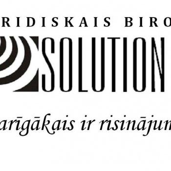 """Juridiskais birojs """"SOLUTION 4"""""""