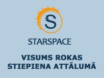 Astronomijas vortāls StarSpace
