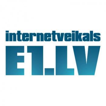 E1.lv internetveikals