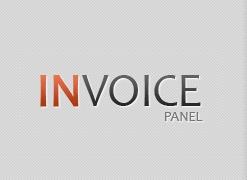 INVOICE Panel