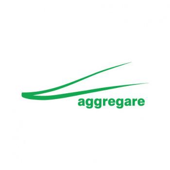 Aggregare - mulča un krāsota šķelda