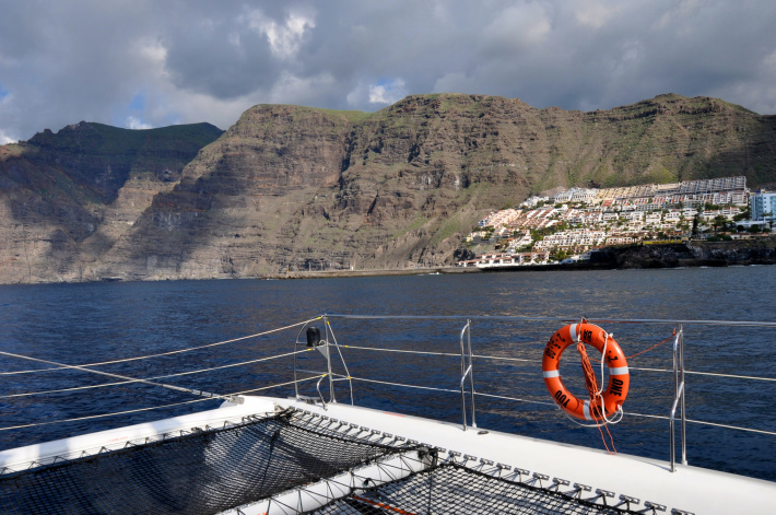 Los Gigantes in Tenerife, Dace & Gilles photography